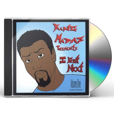 King Midas PRESENTS I GOT NEXT EP CD
