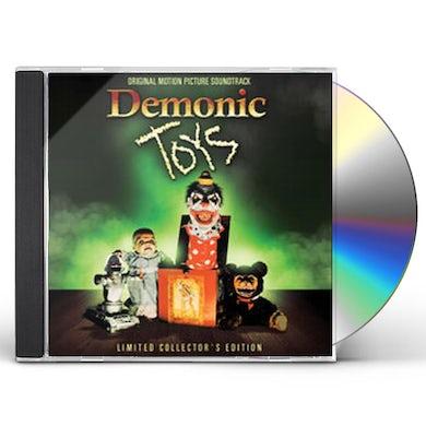 Richard Band DEMONIC TOYS SOUNDTRACK CD