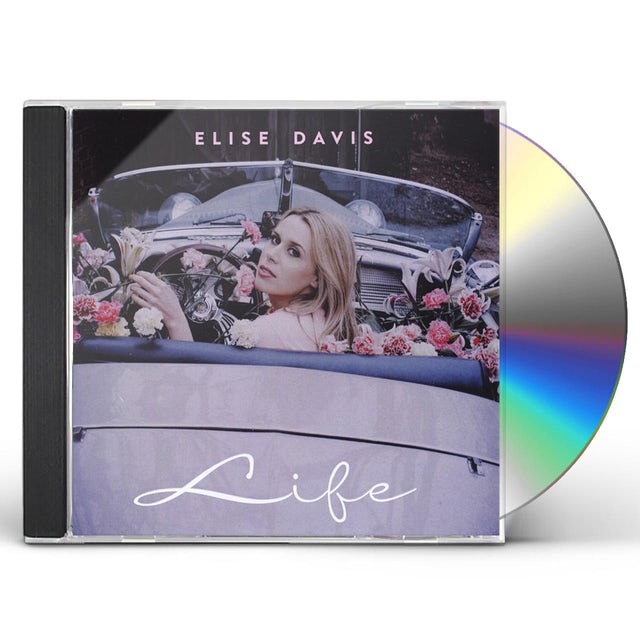 Elise Davis LIFE CD