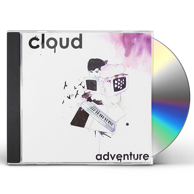 Cloud ADVENTURE CD