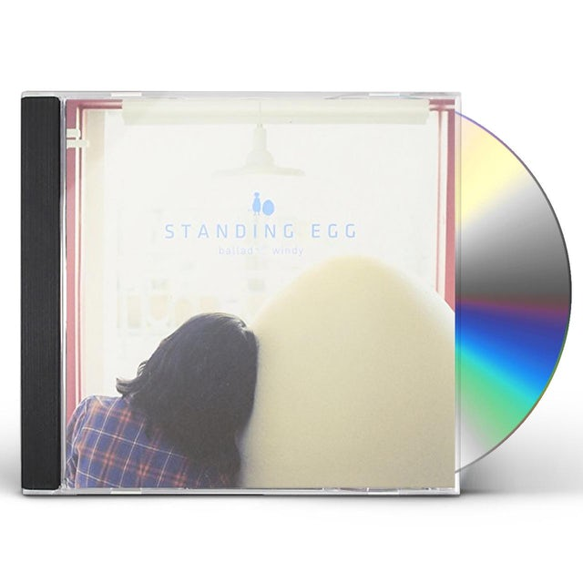 Standing Egg BALLAD WITH WINDY-REISSUE CD