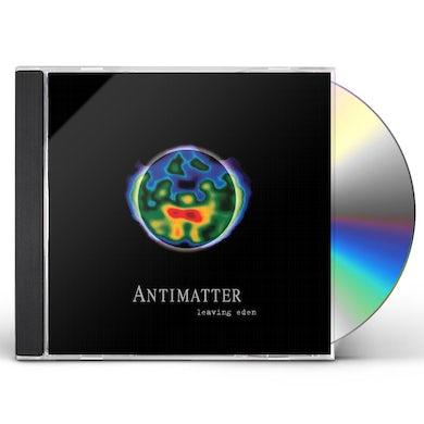 Antimatter LEAVING EDEN CD