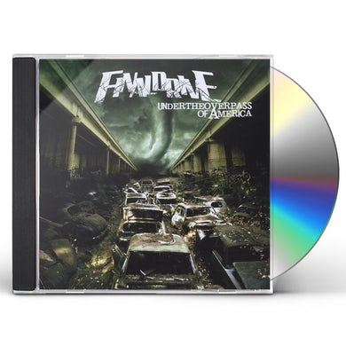 Final Drive UNDER THE OVERPASS OF AMERICA CD