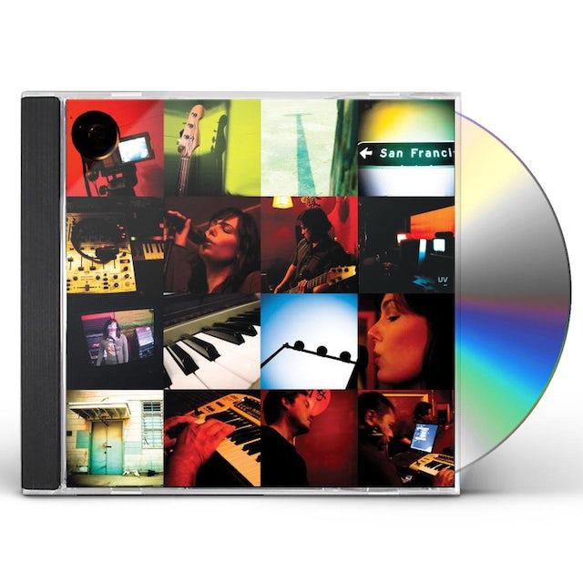 Karmacoda ULTRAVIOLET LIVE CD