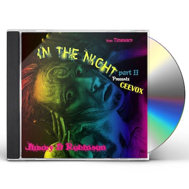 Jimmy Robinson IN THE NIGHT 2 CD