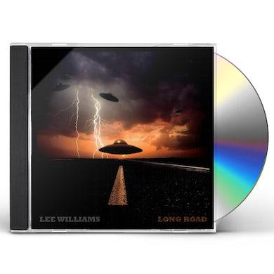 Lee Williams LONG ROAD CD