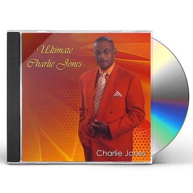 ULTIMATE CHARLIE JONES CD