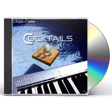 Dogg Master COCKTAILS INSTRUMENTALS CD