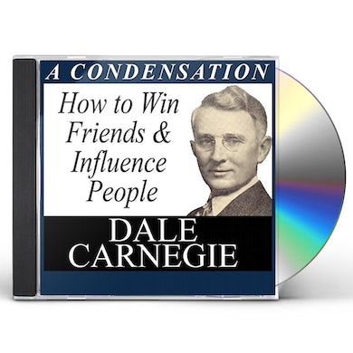 Dale Carnegie HOW TO WIN FRIENDS & INFLUENCE PEOPLE CD