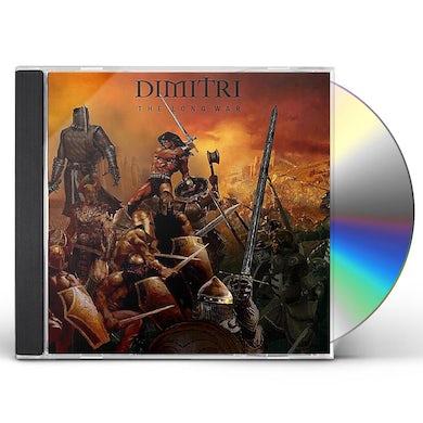 Dimitri LONG WAR CD
