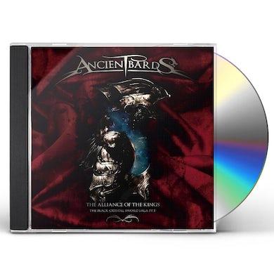 Ancient Bards ALLIANCE OF THE KINGS: BLACK CRYSTAL SWORD SAGA 1 CD