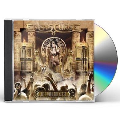 Eden's Curse LIVE WITH THE CURSE CD
