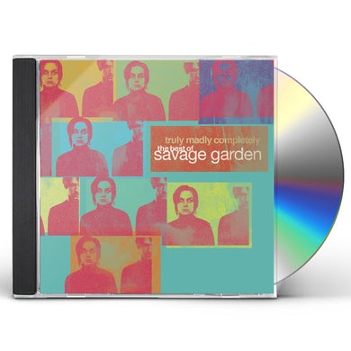 TRULY MADLY COMPLETELY: BEST OF SAVAGE GARDEN CD