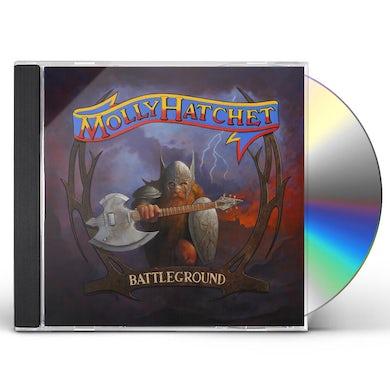 Molly Hatchet BATTLEGROUND CD