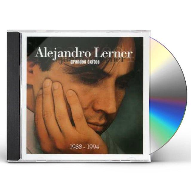 Alejandro Lerner GRANDES EXITOS 1988 - 1994 CD