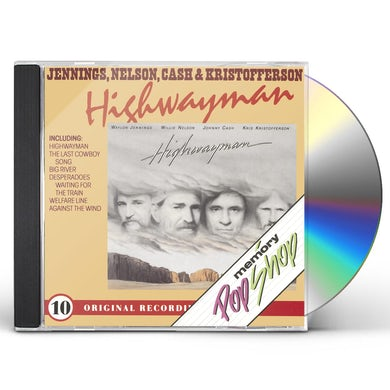 Highwaymen HIGHWAYMAN CD