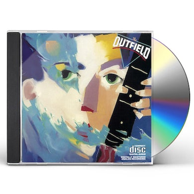 Outfield PLAY DEEP CD