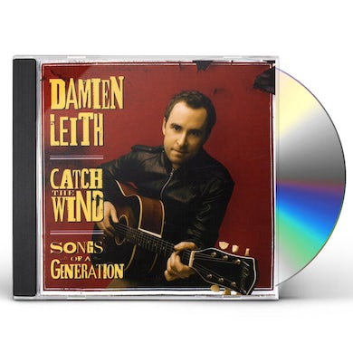 Damien Leith CATCH THE WIND CD