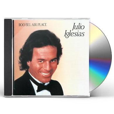 Julio Iglesias 1100 BEL AIR PLACE CD