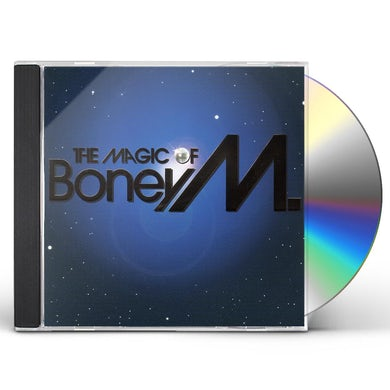 THIS IS: THE MAGIC OF BONEY M CD