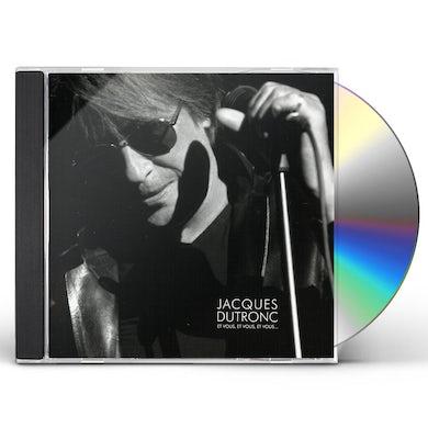 Jacques Dutronc ET VOUS ET VOUS ET VOUS CD