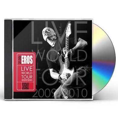 Eros Ramazzotti 21.00: EROS LIVE WORLD TOUR 2009 / 2010 CD