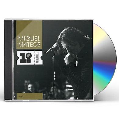 Miguel Mateos PRIMERA FILA CD
