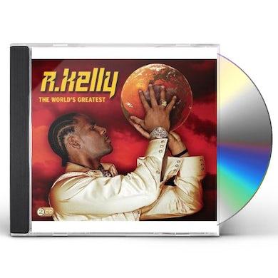 R. Kelly WORLD GREATEST CD