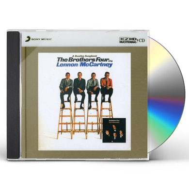 Brothers Four SING LENNON & MCCARTNEY CD