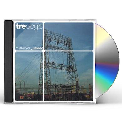 Treologic THANK YOU LENNY CD