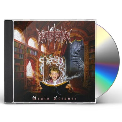 BRAIN CLEANER CD
