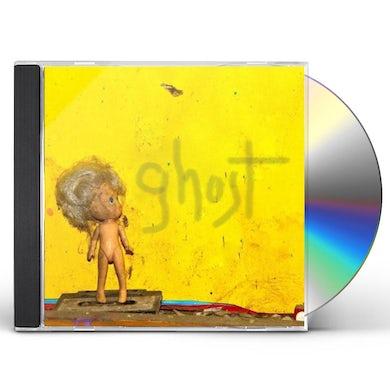 Red Circle Underground GHOST CD
