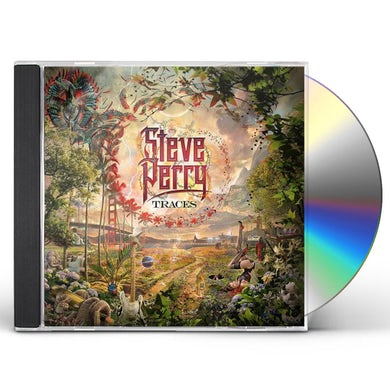 Steve Perry  TRACES (DELUXE) CD