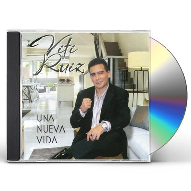 Viti Ruiz UNA NUEVA VIDA CD