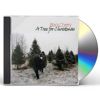 Black Cherry A TREE FOR CHRISTMAS CD