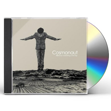 Cosmonaut KILLED BY A BLUSHING CROW EP CD