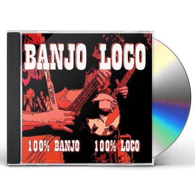 Banjo Loco 100 BANJO 100 LOCO CD