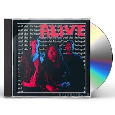 Eyes Eat Suns ALIVE CD
