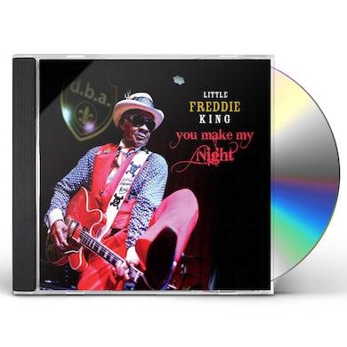 Little Freddie King YOU MAKE MY NIGHT CD