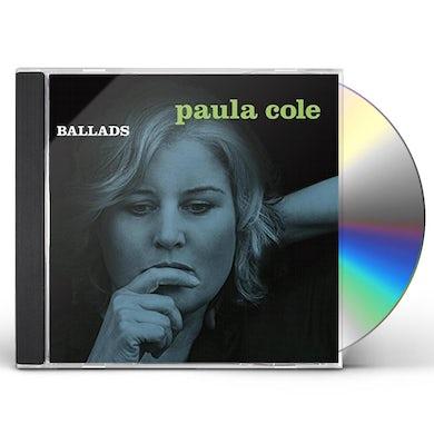 Paula Cole BALLADS CD