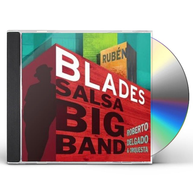 Ruben Blades SALSA BIG BAND CD
