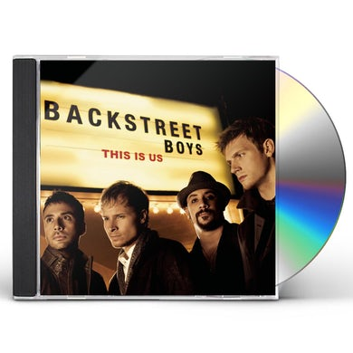 Backstreet Boys THIS IS US CD