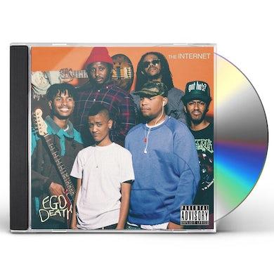 The Internet EGO DEATH CD