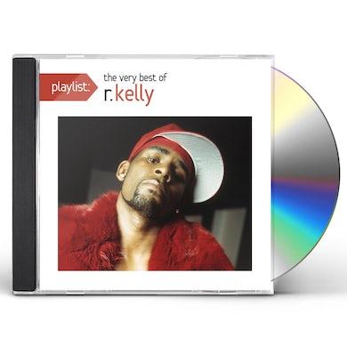 R. Kelly PLAYLIST: VERY BEST OF CD