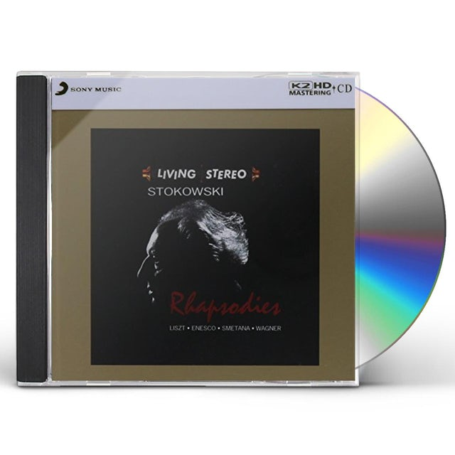 Leopold Stokowski RHAPSODIES (K2HD) CD