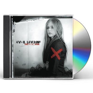 Avril Lavigne UNDER MY SKIN CD