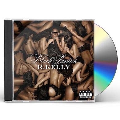 R. Kelly BLACK PANTIES CD