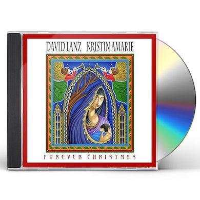David Lanz FOREVER CHRISTMAS CD