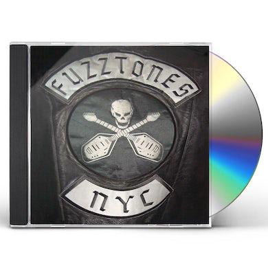 The Fuzztones Nyc CD