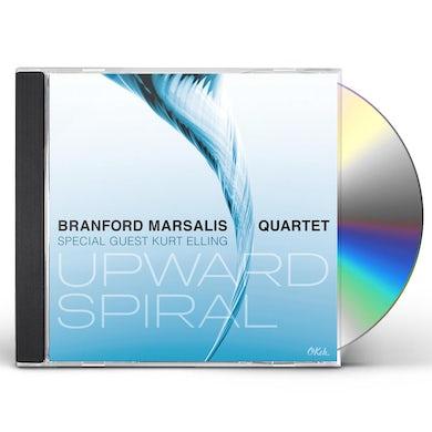 Branford Marsalis Upward Spiral CD